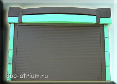 Алюминиевая стелла. Порошковую окраску.